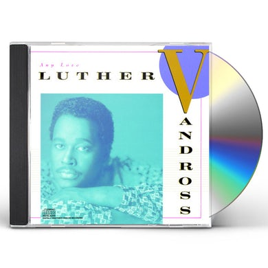 Luther Vandross ANY LOVE CD