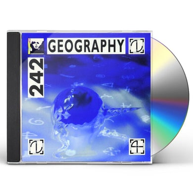 Front 242 GEOGRAPHY CD