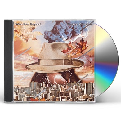 Weather Report HEAVY WEATHER CD