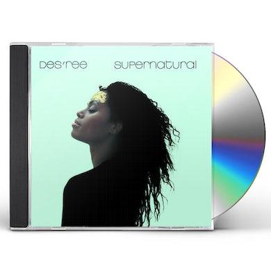 Des'ree SUPERNATURAL CD
