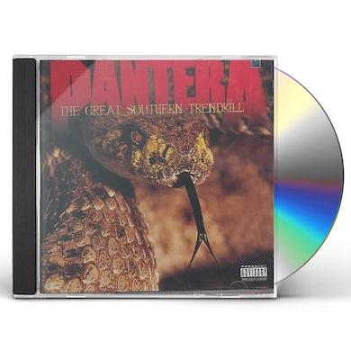 Pantera GREAT SOUTHERN TRENDKILL CD