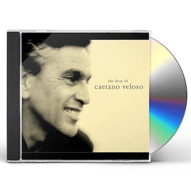 BEST OF CAETANO VELOSO CD