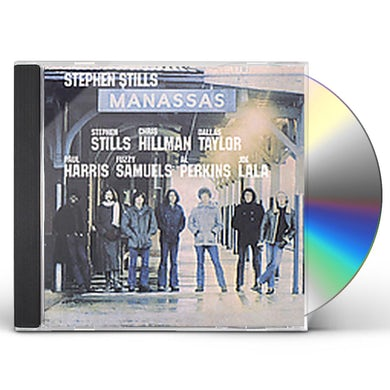 Stephen Stills MANASSAS CD