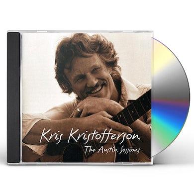 Kris Kristofferson AUSTIN SESSIONS CD