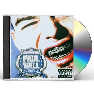Paul Wall PEOPLES CHAMP CD