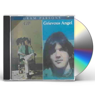 Gram Parsons GRIEVOUS ANGEL CD