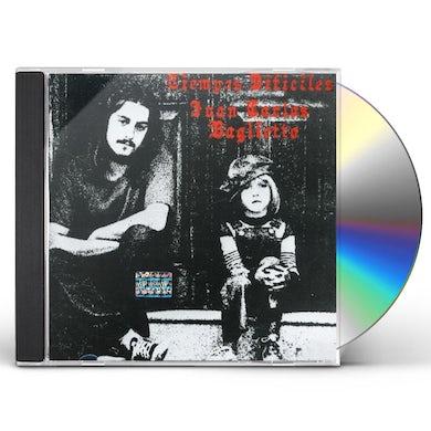 Juan Carlos Baglietto TIEMPOS DIFICILES CD