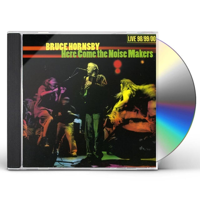 Bruce Hornsby HERE COME THE NOISE MAKERS CD