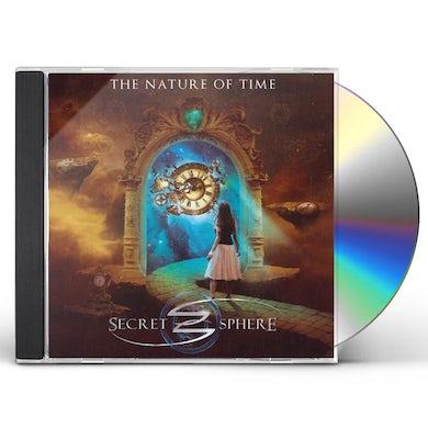 Secret Sphere Nature Of Time CD