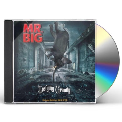 Mr Big Defying Gravity CD