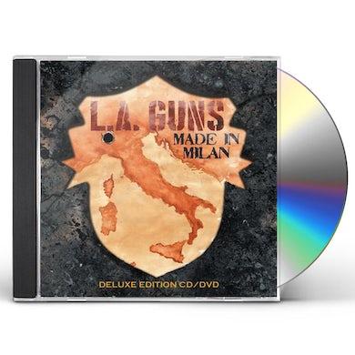 LA Guns  Made In Milan CD