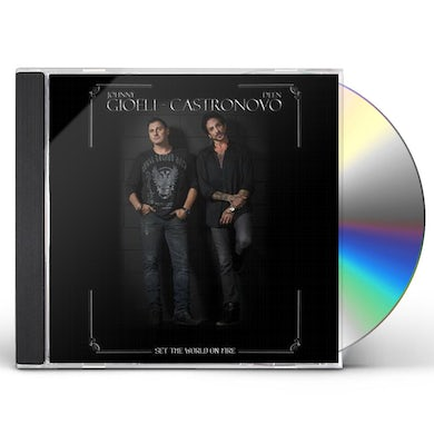 Set The World On Fire CD