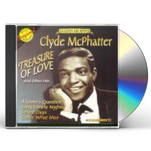 Clyde Mcphatter TREASURE OF LOVE & OTHER HITS CD