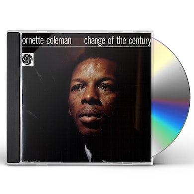 Ornette Coleman CHANGE OF CENTURY CD