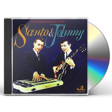 Santo & Johnny BEST OF COLLECTION CD