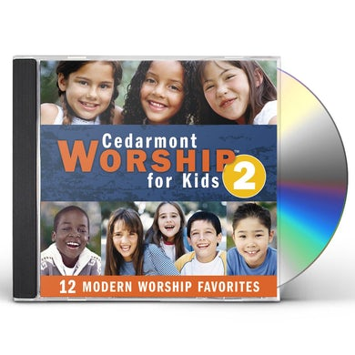 Cedarmont Kids CEDARMONT WORSHIP FOR KIDS 2 CD