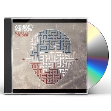 Anthem for Today A LITTLE LOUDER CD