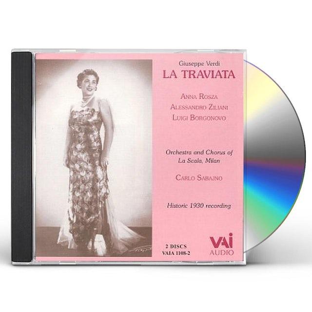 Verdi LA TRAVIATA CD