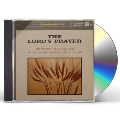 Mormon Tabernacle Choir LORD'S PRAYER CD