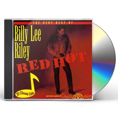 RED HOT-VERY BEST OF BILLY LEE RILEY CD
