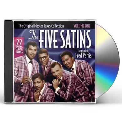 Five Satins ORIGINAL MASTER TAPES COLLECTION 1 CD