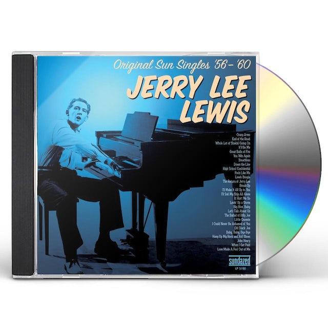 Jerry Lee Lewis ORIGINAL SUN SINGLES 56-60 CD