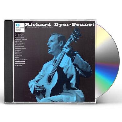 Richard Dyer-Bennet VOL. 8 CD
