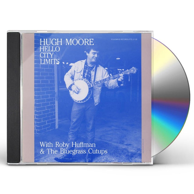 Hugh Moore HELLO CITY LIMITS CD