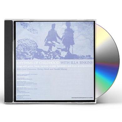 Ella Jenkins RHYTHMS OF CHILDHOOD CD