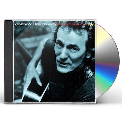 Gordon Lightfoot WAITING FOR YOU CD