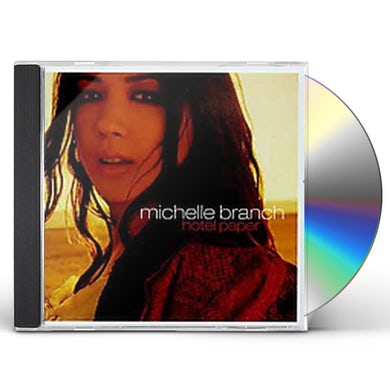 Michelle Branch HOTEL PAPER CD