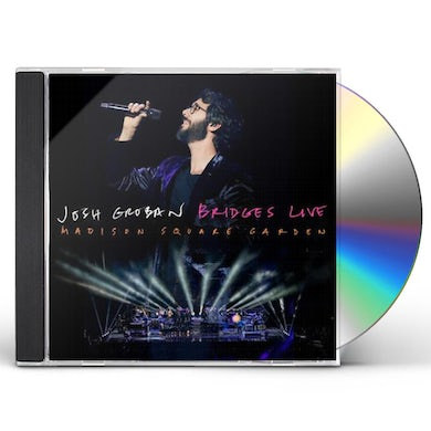 Josh Groban BRIDGES LIVE: MADISON SQUARE GARDEN CD