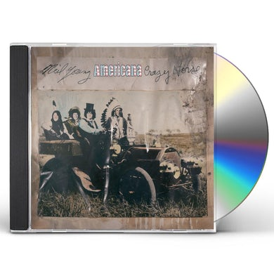 Neil Young & Crazy Horse AMERICANA CD