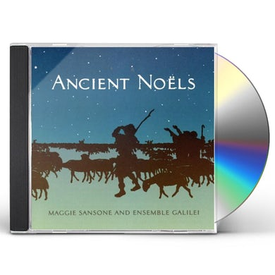 Maggie Sansone ANCIENT NOELS CD