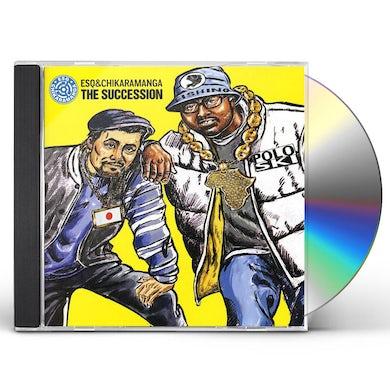 Esq / Chikaramanga SUCCESSION CD