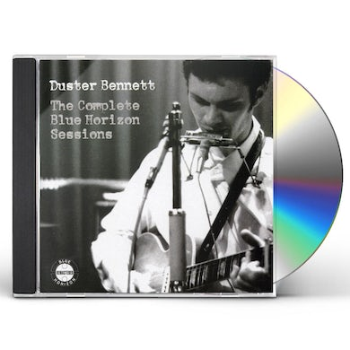 Duster Bennett COMPLETE BLUE HORIZON SESSIONS CD