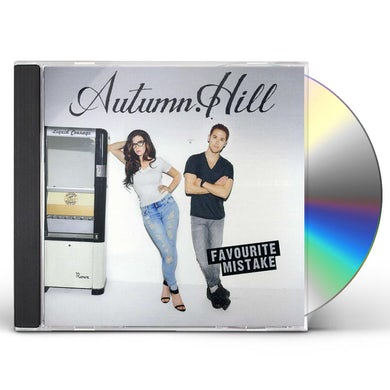 Autumn Hill FAVOURITE MISTAKE CD