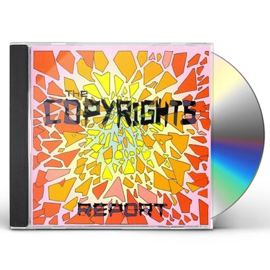 Copyrights REPORT CD