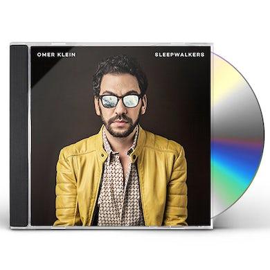 Omer Klein SLEEPWALKERS CD