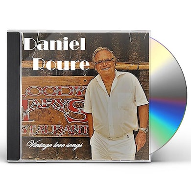 Daniel Roure VINTAGE LOVE SONGS CD