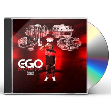 Ego FAR FROM OVER CD