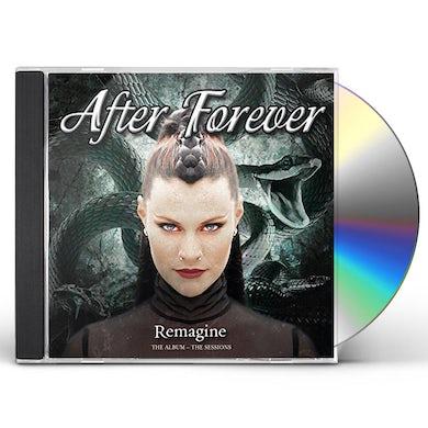 Epica REMAGINE: ALBUM & THE SESSIONS CD