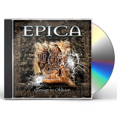 Epica CONSIGN TO OBLIVION - EXPANDED EDITION CD