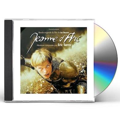 Eric Serra JEANNE D'ARC / Original Soundtrack CD