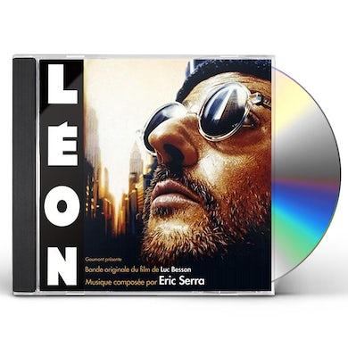 Eric Serra LEON / Original Soundtrack CD