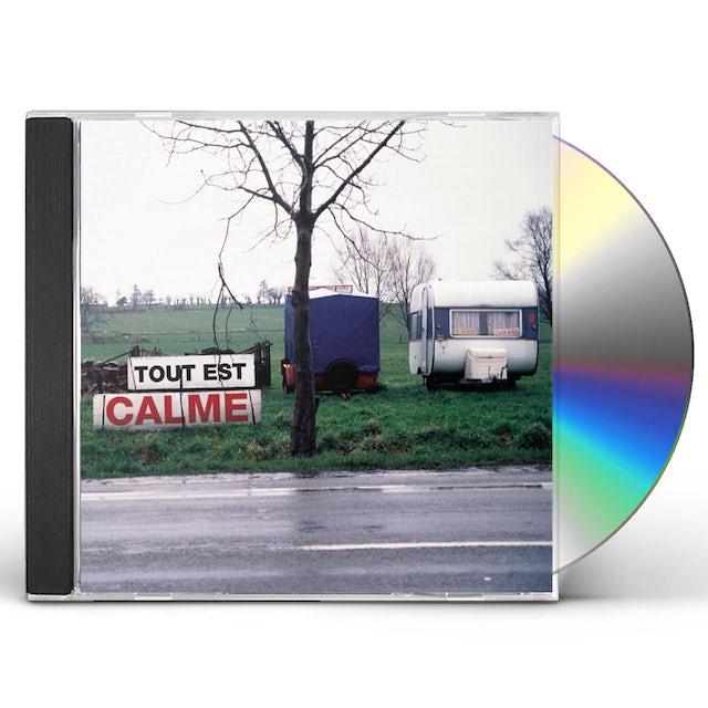 Yann Tiersen TOUT EST CALME CD