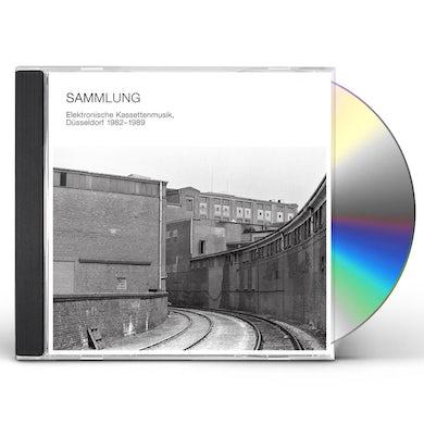 Sammlung: Elektronische Kassettenmusik / Various CD
