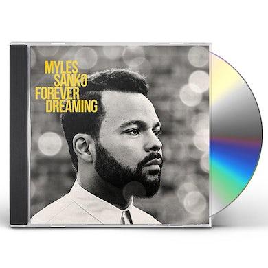 Myles Sanko FOREVER DREAMING CD