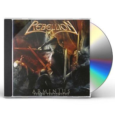 Rebellion ARMINIUS: FUROR TEUTONICUS CD