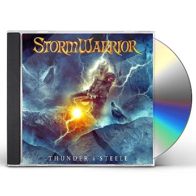 Stormwarrior THUNDER & STEELE CD